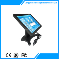 Top Quality KTV Lcd Monitor Touch Screen,Supermarket 15 Inch Waterproof Cheap Touch Screen Monitor For Bank Queue Up