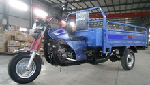 150cc heavy loading Three Wheel Motorcycle with Cabin/water cooling engine tricycle made in China