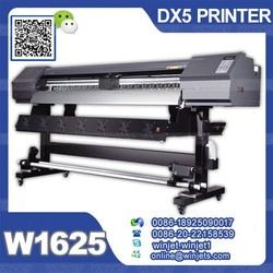 Indoor/outdoor High Precision EP DX5 eco solvent printer with EP dx5 print head
