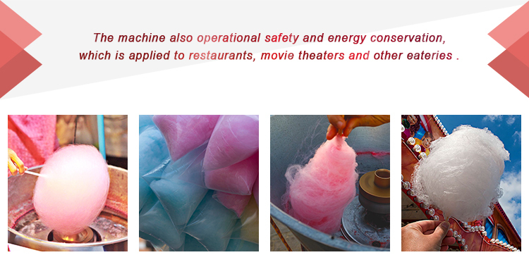 ET-MF05_5 | Guangzhou Eton Electromechanical | Popcorn Machine | Hot Dog Roller | Fryer | Soya Milk Machine | Cotton Candy Machine | Snack Equipment | Panini Grill | Griddle | Deep Fryer | Warming Showcase | Ice Blender | Chocolate Fountain | Roaster