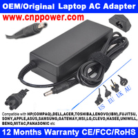 Wholesale Manufacturer Original Replacement ShenzhenLaptop Adapter/Notebook Power Adapter AC Charger with CE/RoHS/FCC 18.5V 3.5A