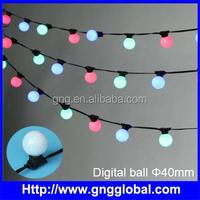 NEW! led light disco ball price, color changing mood led light ball