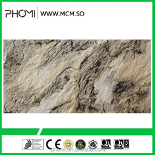 Newest design high quality modified clay material flexible waterproof ink painting high quality artificial stone