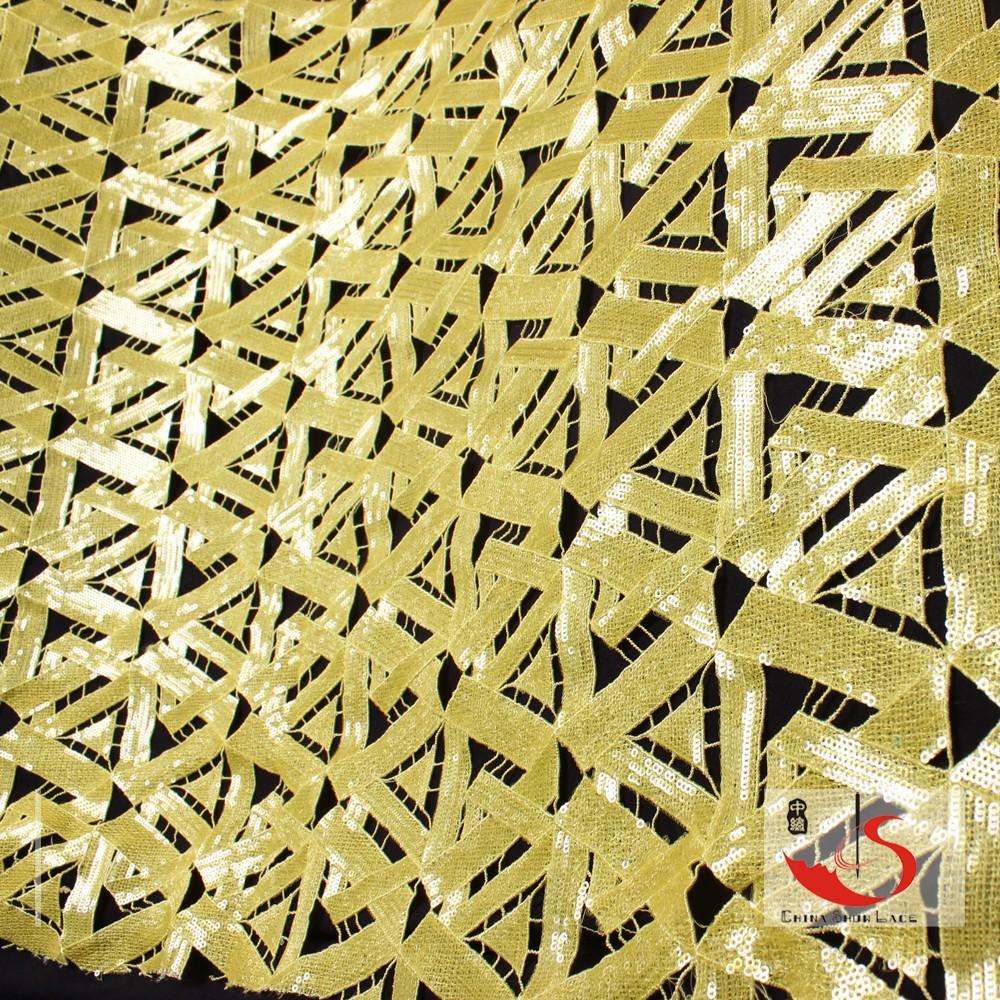 perles de lumi re de couleur jaune paillettes et perles. Black Bedroom Furniture Sets. Home Design Ideas