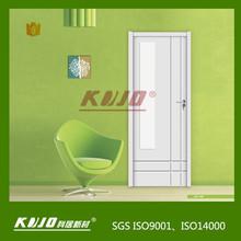 Green products Waterproof WPC Interior Door for bedroom bathroom