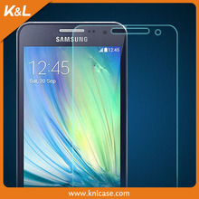 NEW anti glare screen protector laptop for samsung Galasxy A7 for wholesales uppercase tempered glass