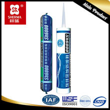 Structural adhesive sealing hollow glass waterproof silicone sealant