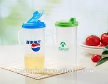 600ミリリットルプラスチック蓋付きボトルのためのオイラー/ボトルプラスチックオイラー