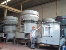 bituminous grinding mill, coal grinder , 325 mesh coke mill,MTW110 mill for lignite