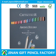 High Quality Art Set 24 pc Watercolor Pencil for Artist