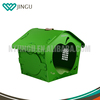 Manufacture price Big eco-friendly plastic dog breeding house