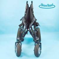 Showgood Wheelchair wheel chair for elderly people