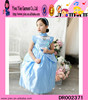 2015 top sale Christmas Sofia Princess dress factory direct cheaper chiffon kids girl party dress