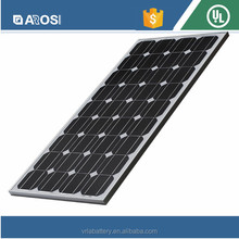 Top supplier 100w the lowest price solar panel