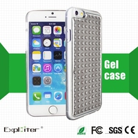 Top level top sell silicone mobile phone accessories