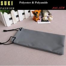 logo printed microfiber case sunglasses pouch glasses bag wholesale