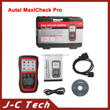 2015 High Quality of Autel MaxiCheck Pro EPB/ABS/SRS/SAS/TPMS Function Special Application Diagnostics Update Online