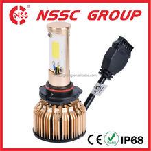 High indensity and good price car led head light 2000lumen per bulb auto led headlamp 9005 9006