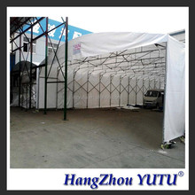 TLP0090 folded structure tent yurt