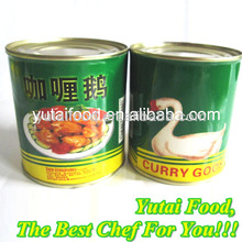 Wholesale Canned Meat Canned Curry Goose