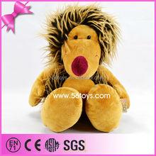 cute cartoon China factory making stuffed animals