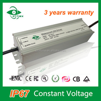 IP67 led power supply constant voltage 12vdc 100w dimmable led power supply