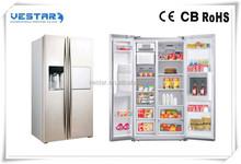 2015 vestar absorption refrigerator manufacturers side by side refrigerator