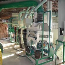 corn peeling and grits making machine Corn Mill Machine