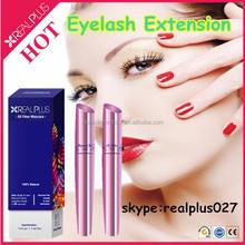 Eyelashes Exentsion Realplus 3D Fiber Mascara Hot Chinese Cosmetic Products
