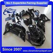 FFKKA024 Motorcycle ABS Fairing For ZX14R ZX 14R ZX14 2012 2013 2014 All Gloss Black