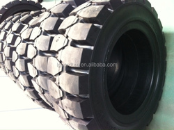 Skid Steer Loader Solid Airless Tires 31*6*10 10-16.5 rims