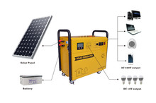 Attractive design 1000w home solar system called on grid solar system 1000w