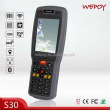 Industrial waterproof shockproof GPS RFID WIFI rugged waterproof cell phone