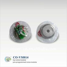 2012 top sales mini voice recorder chips for music box /doll /promotional gifts