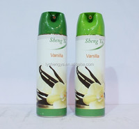 water-based 480ml vanilla car air freshener