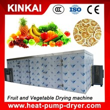 New technology vegetable and fruit drying equipment for drying fruits and vegetables