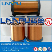 new technology removal of enamel from copper wire