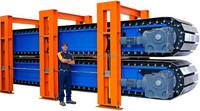 Polyurethane used Sandwich cake Panel production machine line