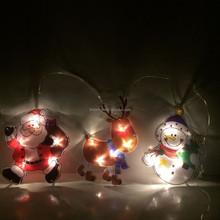 Christmas holiday decoration new led light LED PVC motif light new style led christmas light