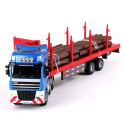 KDW 1:50 diecast Wood Delivery Truck model