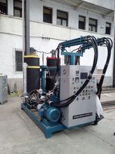 DCPD semi auto plastic injection molding machine for automobile panel