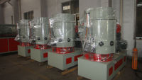 waste plastic film recycling agglomerator machine for soft film