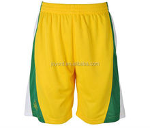 digital printing basketball shorts for men