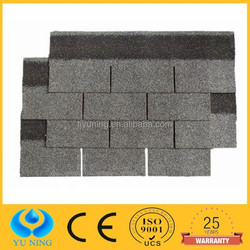 3 tab asphalt shingle roof material