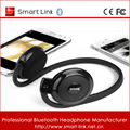 High End Multipoint cuello con auriculares Bluetooth V4.1