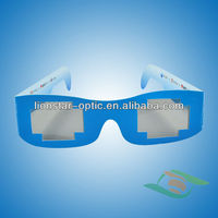 Factory Supply paper chromadepth 3d glasses