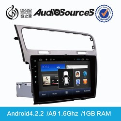 Car audio Proxy with Canbus WIFI SWC IPAS OPS 1.6G CPU 1G RAM Gps navigation