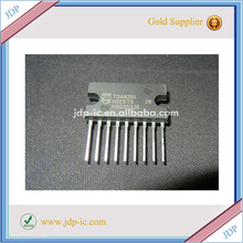 TDA8351 DC-coupled vertical deflection circuit