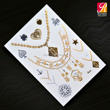 Wholesales Crystal Body Jewel Tattoo Stickers R056