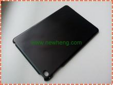 black hard pc sublimation back cover case for ipad mini 4